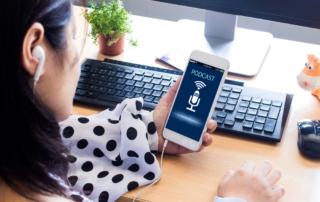 Era dos podcasts: como o consumo do novo formato de conteúdo aumentou mais de 300%