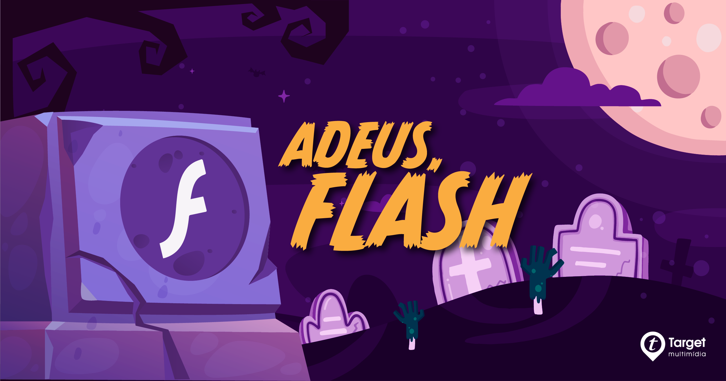 O fim do flash player